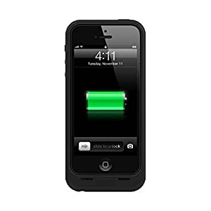 mophie juice pack Air for iPhone 5/5s (1,700mAh) - Black