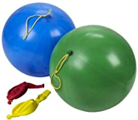 Amscan Punch Latex Balloons - 4 ct by Amscan
