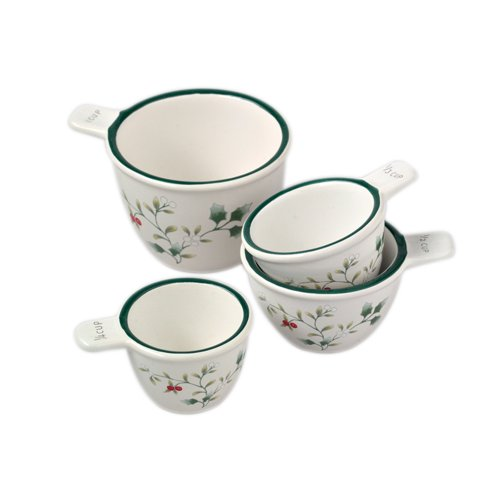 Pfaltzgraff Winterberry Measuring Cup Set - Buy Pfaltzgraff Winterberry Measuring Cup Set - Purchase Pfaltzgraff Winterberry Measuring Cup Set (Pfaltzgraff, Home & Garden, Categories, Kitchen & Dining, Cook's Tools & Gadgets, Measuring Tools & Scales, Cups)