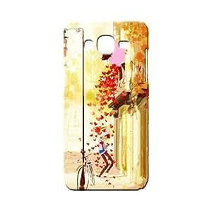 BLUEDIO Designer 3D Printed Back case cover for Samsung Galaxy A8 - G0625