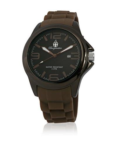 Burgmeister Reloj de cuarzo Fun Time Marrón 45 mm