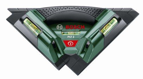 Bosch-DIY-Fliesenlaser-PLT-2-3x-Batterien-AA-Universalhalterung-Arbeitsbereich-7-m-05-mmm-Messgenauigkeit