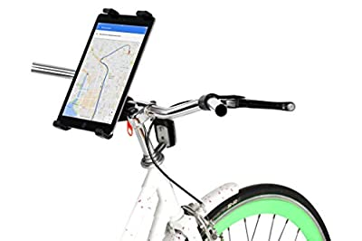 Lavolta Tablet iPad Holder Mount Stand for Treadmill Spinning Bike Trainer Elliptical Exercise Bicycle - Universal fit for 7-11 Inch Tablets iPad Pro Air Mini / Samsung Galaxy Tab Note