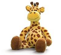 "Geri the Giraffe (16"") Plush Stuffed Animal from Burton & Burton"