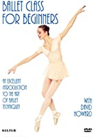 Ballet Class for Beginners [Import anglais]