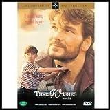 Three Wishes [DVD] [1995] [ALL region] [Import] - Patrick Swayze, Mary Elizabeth Mastrantonio, Joseph Mazzello, Seth Mumy, David Marshall Grant