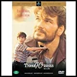 Three Wishes [DVD] [1995] [Region 2] [Import] - Patrick Swayze, Mary Elizabeth Mastrantonio, Joseph Mazzello, Seth Mumy, David Marshall Grant