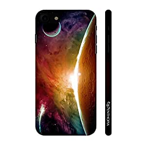 Enthopia Designer Hardshell Case Sun From The Moon Back Cover for Apple iPhone 7