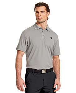 Under Armour Men's UA Performance Polo Extra Large True Gray Heather