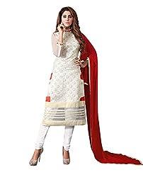 Hetal's Boutique Women's Net fabric salwar suit