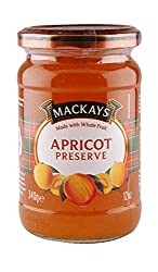 Mackays Scottish Apricot Preserve, 340g