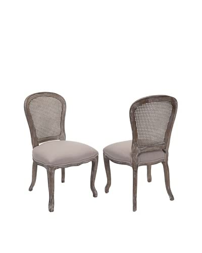 Safavieh Set of 2 Lucy Side Chairs