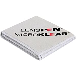 Lenspen MicroKlear Micro Fibre Cleaning Cloth for Camera