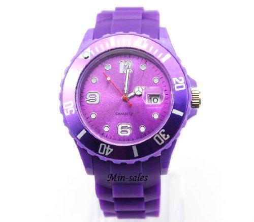 accessoriesbysej-24-colours-purple-quartz-silicon-rubber-style-jelly-sport-wrist-watches-unisex-with