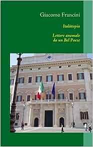 Italian Edition): Giacomo Francini: 9783839179666: Amazon.com: Books