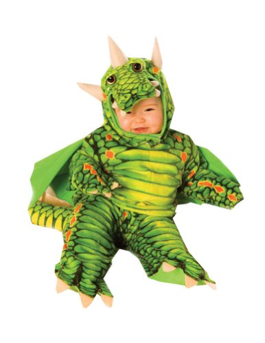 Baby-boys - Plush Dragon Toddler Costume Halloween Costume