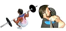 Manta Ray and Sting Ray Squat Pads, COMBINATION PACK