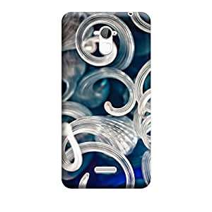 iShell Premium Printed Mobile Back Case Cover With Full protection For CoolPad Note 3 (Designer Case)