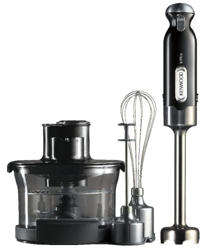 Kenwood kMix HB794 Metal Hand Blender  Peppercorn Black