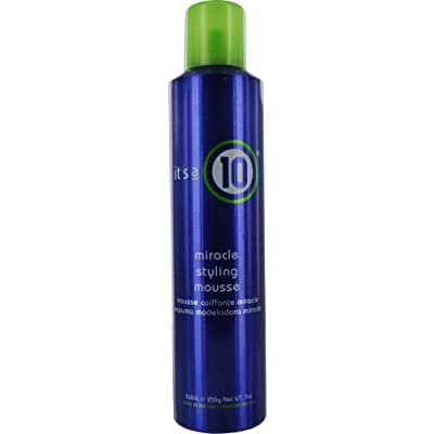 it's a ten Miracle Styling Mousse, 9 oz.