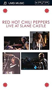 Red Hot Chili Peppers - Live at Slane Castle [UMD pour PSP]