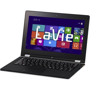PC-LY750JW LaVie Y