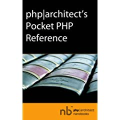 Php|architect's Pocket PHP Reference