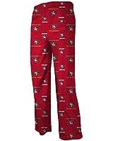 Reebok San Francisco 49Ers Youth Printed Flannel Lounge Pants