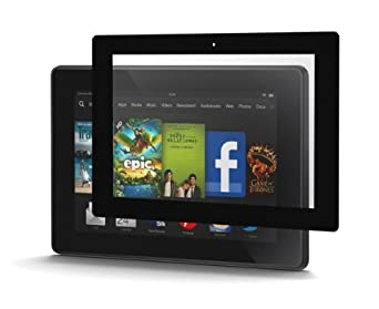 """Moshi iVisor XT (HD clear) No-Bubble Screen Protector  [will only fit Kindle Fire HD 7"""" (3rd Generation)]"""