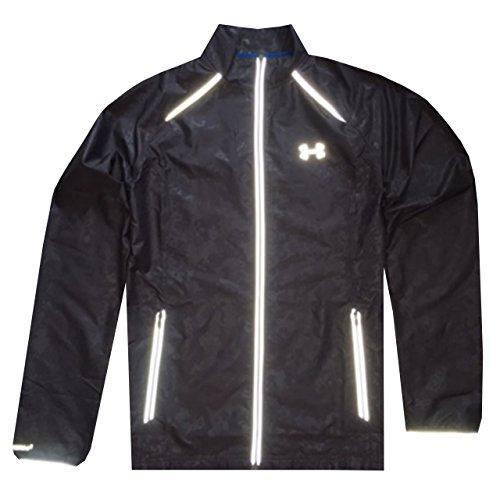 Under Armour Men UA Storm Launch Running Jacket (M, Graphite) (Running Rain compare prices)