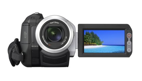 Sony HDR-HC7 6.1MP MiniDV High Definition Camcorder with 10x Optical Zoom