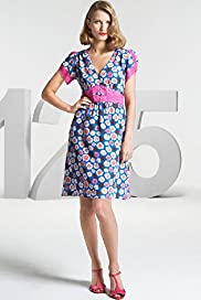125 Years Limited Collection '40s Inspired Floral Tea Dress