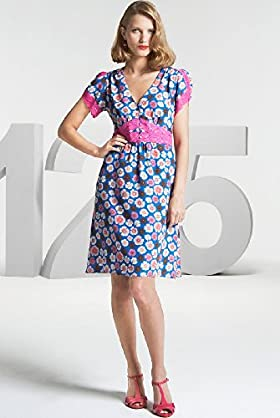 125 Years Limited Collection '40s Inspired Floral Tea Dress - Marks & Spencer