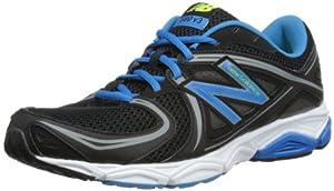 New Balance M580BB3 - zapatillas de correr para hombre, material sintético, color negro, talla 45.5 (11 UK)