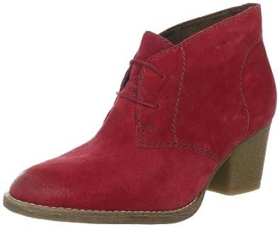 Tamaris TREND 1-1-25146-29, Damen Desert Boots, Rot (SCARLET 501), EU 36