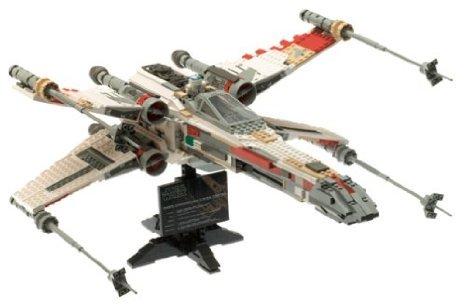 Lego ( Lego ) 7191 Ultimate Collector Series X-wing Fighter block toys ( parallel imports )