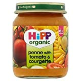 HiPP Organic Penne With Tomato & Courgette 6+ Mths 125G