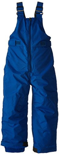 Columbia Little Boys' Snowslope II Bib, Marine Blue, XX-Small