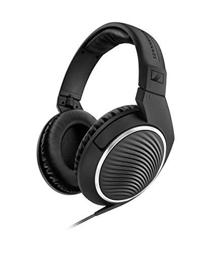 Sennheiser HD461G - Auriculares de diadema cerrados, color negro
