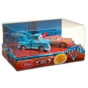 Awesome disney exclusive tokyo drift lightning mcqueen and mater die cast cars pc set