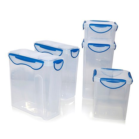 hefty-clip-fresh-10-piece-pantry-food-storage-set