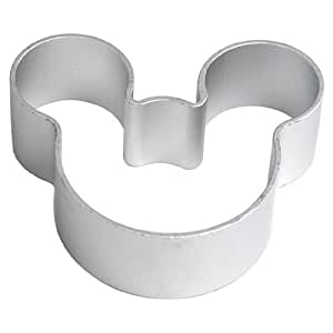 World Pride Mickey Mouse Face Shape Cookie Cutter