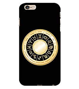 HiFi Designer Phone Back Case Cover Apple iPhone 6 :: Apple iPhone6 ( All Zodiac Sign in One Lucky Sign )
