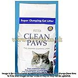 Pettex Clean Paws Microgranule Super Clumping Ultra Cat Litter, 5 Kg