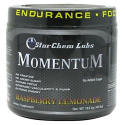 StarChem Labs Momentum Raspberry Lemonade 40 Servings