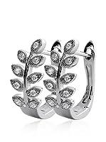 BALI Jewelry Pendientes plata de ley 925 milésimas