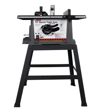 Saw stand review saw table 10 ace w stnd for 10 13 amp industrial bench table saw