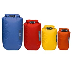 Exped Fold Drybags Bright