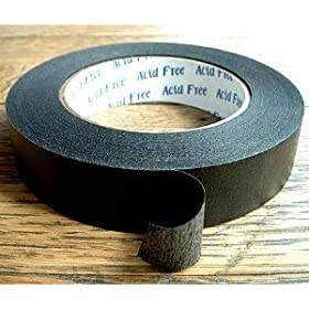 Pro Tapes Black Masking Tape 3/4 in. x 60 yd.