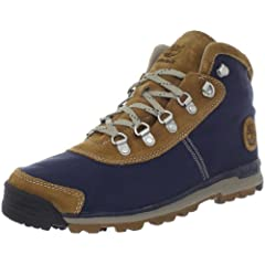 Buy Timberland Mens GT Scramble Mid Canvas Hiking Boot by Timberland